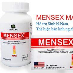 Mensex - Viên Uống Tăng Cường Sinh Lý Nam