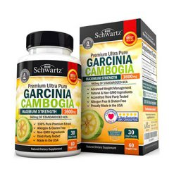 Garcinia Cambogia 1600mg WITH 960mg HCA
