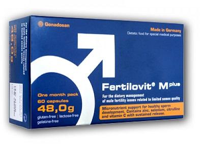 Thuốc Fertilovit Mplus cải thiện chất lượng tinh trùng