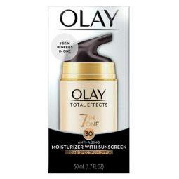 Kem dưỡng ẩm chống lão hóa da mặt Olay Total Effects