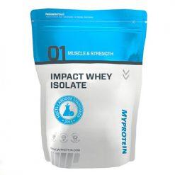 Sữa tăng cơ MyProtein – Impact whey isolate bịch 1kg