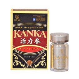 Bổ thận Kanka Nhật Bản - Cứu tinh của phái mạnh