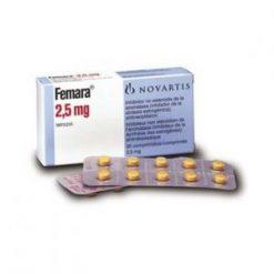 Thuốc kích trứng femara 2.5mg