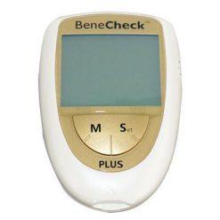 Benecheck Plus - Máy đo đường huyết, mỡ máu, gút