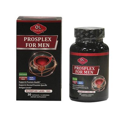 Prosplex For Men Hỗ trợ điều trì phì đại tuyến tiền liệt