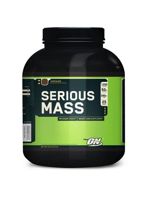 Sữa tăng cân Serious mass 6lbs4
