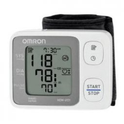 Máy đo huyết áp cổ tay Omron HEM 6131