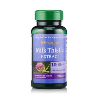 Giải độc, hỗ trợ chức năng gan Milk Thistle Extract